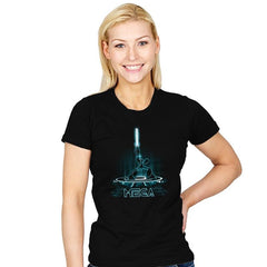 MEGA Reprint - Womens - T-Shirts - RIPT Apparel