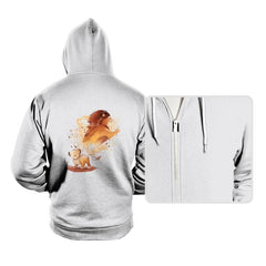 Lion Evolution - Hoodies - Hoodies - RIPT Apparel
