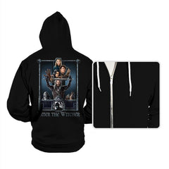 Enter The Witcher - Hoodies - Hoodies - RIPT Apparel