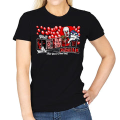 Visit Derry - Womens - T-Shirts - RIPT Apparel