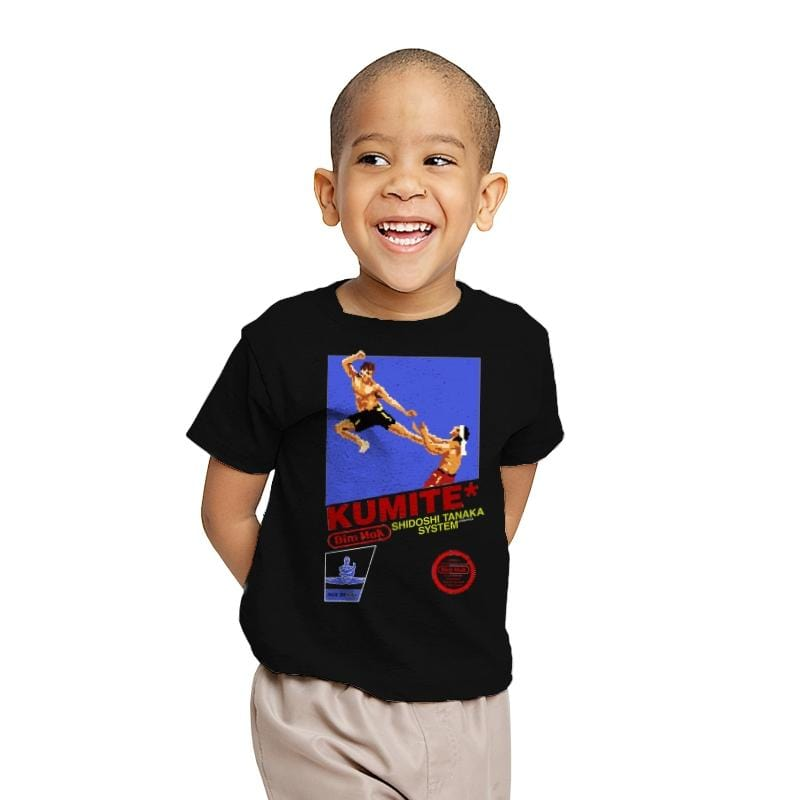 Kumite - Youth - T-Shirts - RIPT Apparel