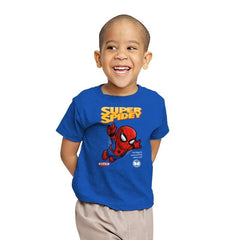 Super spidey - Youth - T-Shirts - RIPT Apparel