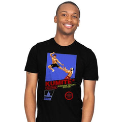 Kumite - Mens - T-Shirts - RIPT Apparel