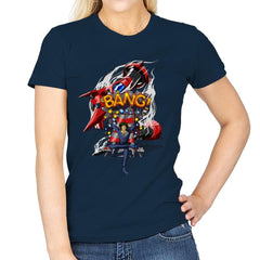 Neotokyo Blues - Womens - T-Shirts - RIPT Apparel