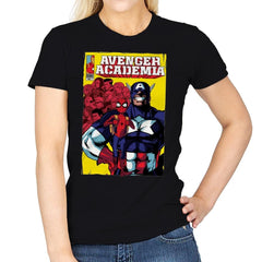 Avenger Academia - Anytime - Womens - T-Shirts - RIPT Apparel