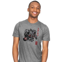Emperor of Destruction - Mens - T-Shirts - RIPT Apparel