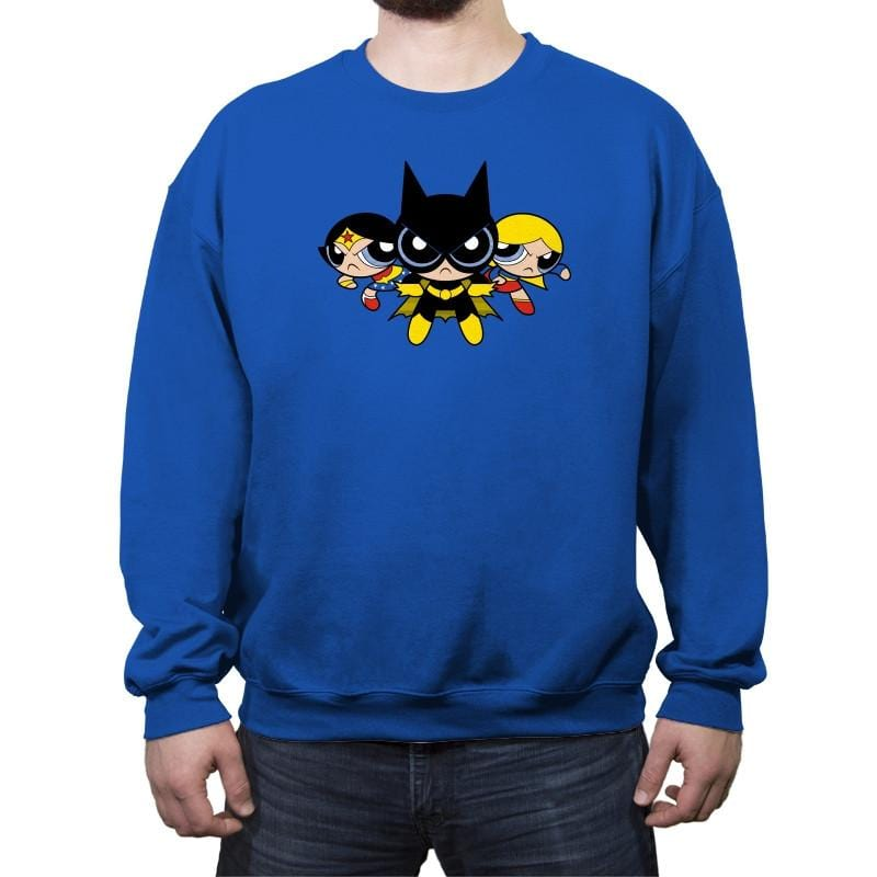 Supertough Girls Reprint - Crew Neck Sweatshirt - Crew Neck Sweatshirt - RIPT Apparel