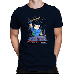 Master of time and adventure - Mens Premium - T-Shirts - RIPT Apparel