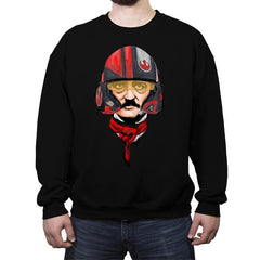 Poe - Crew Neck Sweatshirt - Crew Neck Sweatshirt - RIPT Apparel