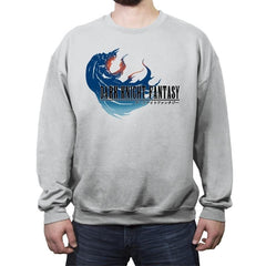 Knight Fantasy - Crew Neck Sweatshirt - Crew Neck Sweatshirt - RIPT Apparel