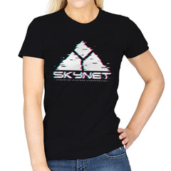 Skyglitch - Womens - T-Shirts - RIPT Apparel