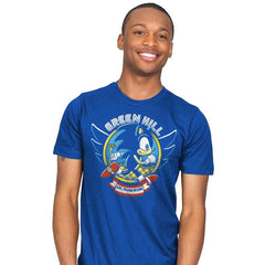 Sonic 5K - Mens - T-Shirts - RIPT Apparel