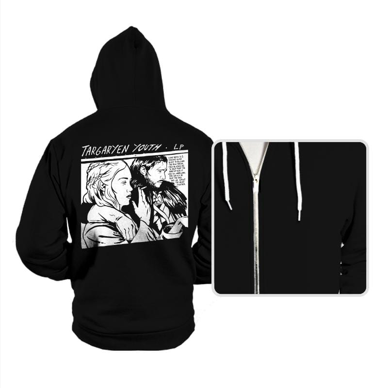 Targaryen Youth - Hoodies - Hoodies - RIPT Apparel