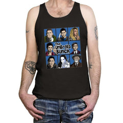 The Umbrella Bunch - Tanktop - Tanktop - RIPT Apparel