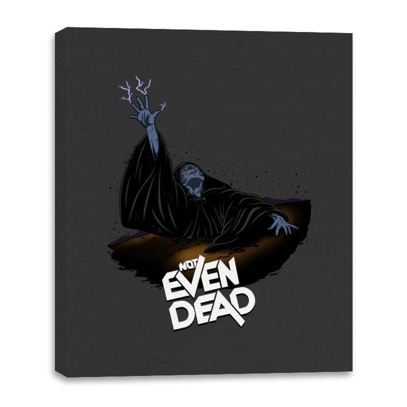 Not Even Dead - Canvas Wraps - Canvas Wraps - RIPT Apparel