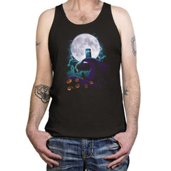 Tardis and Nightmares - Tanktop - Tanktop - RIPT Apparel