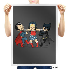 Superchildish - Miniature Mayhem - Prints - Posters - RIPT Apparel