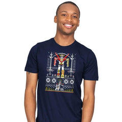 Yuletron - Mens - T-Shirts - RIPT Apparel