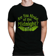 Are you afraid of the Midnight? - Mens Premium - T-Shirts - RIPT Apparel