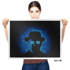 Baby Blue - Pop Impressionism - Prints - Posters - RIPT Apparel
