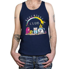 Adventure Club - Tanktop - Tanktop - RIPT Apparel