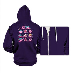Pink Warriors - Hoodies - Hoodies - RIPT Apparel