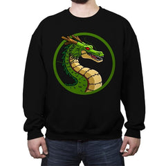 Immortal Shenron - Crew Neck Sweatshirt - Crew Neck Sweatshirt - RIPT Apparel