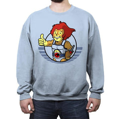 Vault Thunderian - Crew Neck Sweatshirt - Crew Neck Sweatshirt - RIPT Apparel