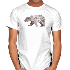Bearlin - Back to Nature - Mens - T-Shirts - RIPT Apparel