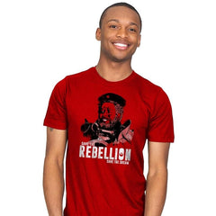 Save The Rebellion - Mens - T-Shirts - RIPT Apparel