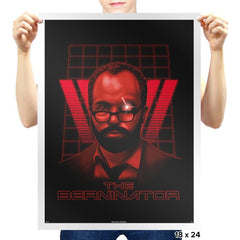 The Berninator - Prints - Posters - RIPT Apparel