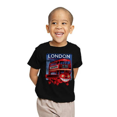 London Nekobasu - Youth - T-Shirts - RIPT Apparel