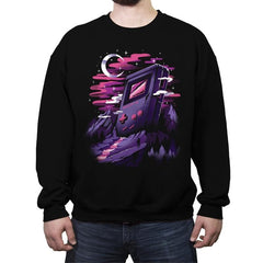 Games Dreamland - Crew Neck Sweatshirt - Crew Neck Sweatshirt - RIPT Apparel