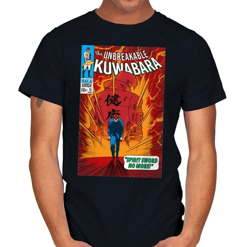 The Unbreakable Kuwabara - Mens - T-Shirts - RIPT Apparel