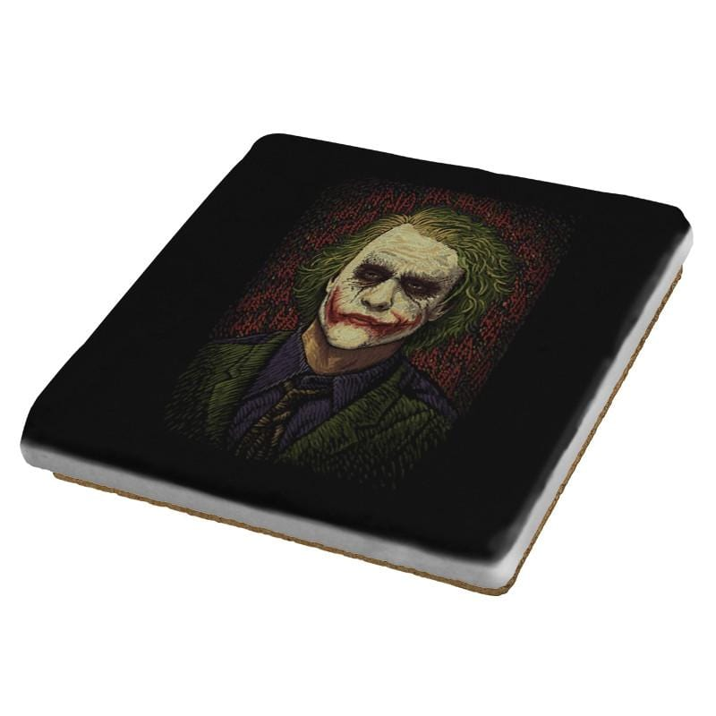 Why So Post Impressionist? - Pop Impressionism - Coasters - Coasters - RIPT Apparel