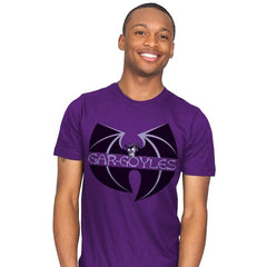 Gar-goyles - Mens - T-Shirts - RIPT Apparel