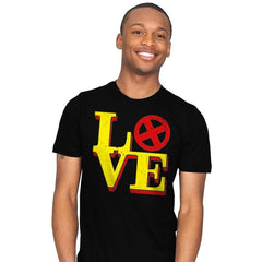 Mutant Love - Mens - T-Shirts - RIPT Apparel
