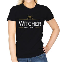 Witcher Draught - Womens - T-Shirts - RIPT Apparel