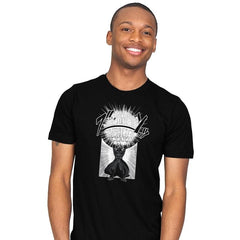 Sith-dama - Mens - T-Shirts - RIPT Apparel