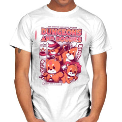 Dungeons & Doggies - Mens - T-Shirts - RIPT Apparel