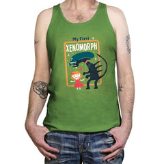 My First Xenomorph - Tanktop - Tanktop - RIPT Apparel