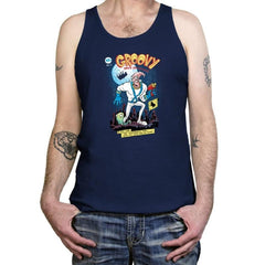 Groovy Space Adventures Reprint - Tanktop - Tanktop - RIPT Apparel