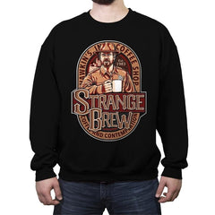 Strange Brew - Crew Neck Sweatshirt - Crew Neck Sweatshirt - RIPT Apparel