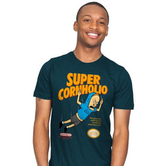 Super Cornholio - Mens - T-Shirts - RIPT Apparel
