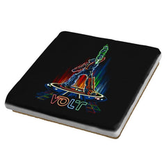 Volt-Tron Exclusive - Saturday Morning Tees - Coasters - Coasters - RIPT Apparel