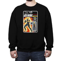 G.I. Kai - Crew Neck Sweatshirt - Crew Neck Sweatshirt - RIPT Apparel