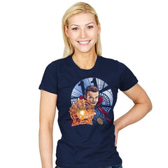 Stranger Doctor Exclusive - Womens - T-Shirts - RIPT Apparel