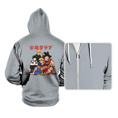 The Shonen Club - Hoodies - Hoodies - RIPT Apparel