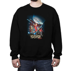 Workers of the Future vol 1 - Crew Neck Sweatshirt - Crew Neck Sweatshirt - RIPT Apparel