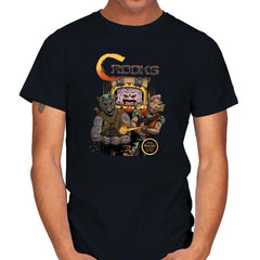 Crooks Exclusive - Mens - T-Shirts - RIPT Apparel